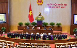 Chính phủ nhiệm kỳ 2016-2021: Ông Lê Minh Hưng tái đắc cử Thống đốc NHNN