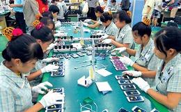 """Điện thoại """"Made in Vietnam"""" xuất sang Mỹ tăng vọt"""