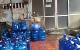 """Sai phạm tại cơ sở nước đóng chai: Các cấp vẫn """"đá bóng"""" trách nhiệm"""
