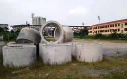 Dự án trung tâm thể thao hàng chục tỷ bỏ hoang hơn 10 năm