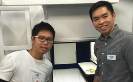 """Chỉ với 1 xe tải lưu động, 2 anh em gốc Việt kiếm bộn nhờ ý tưởng """"bán giấc ngủ trưa"""" cho dân Mỹ"""