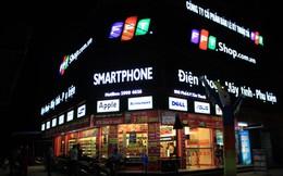 Sau 4 tháng, FPT Shop mở thêm 58 cửa hàng, lợi nhuận tăng trưởng 36%