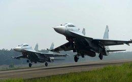 Đã tìm thấy dấu hiệu tiêm kích Su30 MK2 mất liên lạc