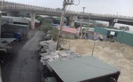 """Đất dưới gầm cầu Vĩnh Tuy, Cảng Hà Nội bị """"xẻ thịt"""" cho thuê như thế nào?"""