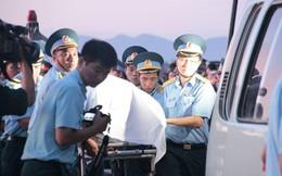 Lễ truy điệu phi công Trần Quang Khải được tổ chức ở Nghệ An