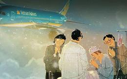 Vietnam Airlines nói gì về việc hoãn chuyến bay để cứu người Hàn Quốc