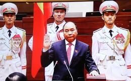 Ông Nguyễn Xuân Phúc tái đắc cử chức Thủ tướng
