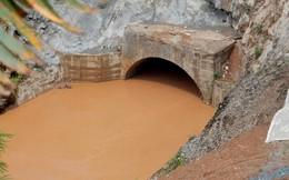 Vỡ hầm dẫn dòng thủy điện Sông Bung 2: Nhiều người bị cuốn trôi