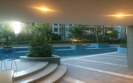 Thả nổi bể bơi chung cư