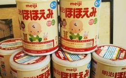 Sữa Meiji nhập khẩu không đạt chuẩn, cảnh báo nguy cơ hàng giả