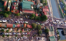 Hà Nội làm đường nối  Phan Trọng Tuệ với đường Tả Thanh Oai - Đại Áng - Liên Ninh