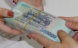 Thưởng Tết ngân hàng: Người lương 7 tháng, người không xu nào