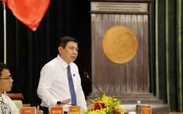 Chủ tịch TP.HCM: Tôi xin chịu trách nhiệm về yếu kém của TP