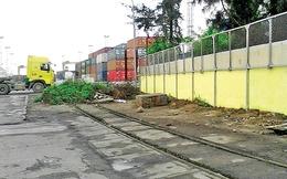 Vì sao dự án đường sắt kết nối cảng Chùa Vẽ vẫn chỉ là chủ trương?