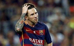 Rộ tin Lionel Messi bị kết án 21 tháng tù vì trốn thuế