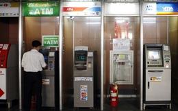 Lộ thông tin thẻ ở máy ATM