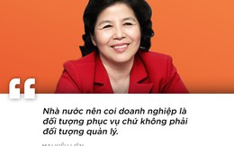 7 phát ngôn ấn tượng của doanh nghiệp ở hội 'Diên Hồng'