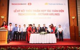 Vietnam Airlines: Liên kết với Techcombank lập hãng hàng không là phù hợp phê duyệt của Thủ tướng