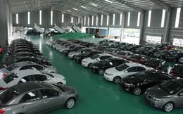 Ào ạt nhập khẩu, tiêu thụ ô tô lập đỉnh mới