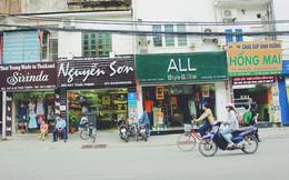 """Người mong ngóng, kẻ lo âu khi biển quảng cáo phố Thái Thịnh sắp được thay màu """"đồng phục"""""""