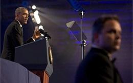 """Bảo bối"" giúp Obama phát biểu trơn tru"