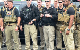 Hình ảnh cuối của đặc vụ Mỹ bảo vệ Obama ở Việt Nam