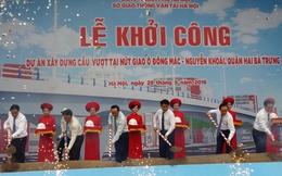 Hà Nội: Khánh thành cầu vượt Ô Đông Mác - Nguyễn Khoái
