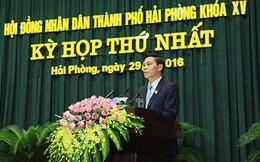 Thành phố Hải Phòng có Chủ tịch mới
