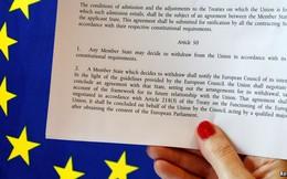 Ai mới là người nắm trong tay thực quyền kích hoạt Brexit?