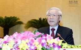 Năm lưu ý quan trọng của Tổng bí thư với Quốc hội khóa XIV