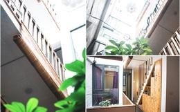 Sống rực rỡ trong một căn nhà ống ở ngõ nhỏ Hà Nội