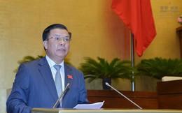 Bộ trưởng Bộ Tài chính giải thích 2 lý do khiến nợ công tăng nhanh