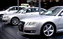 Đầu 2017, ô tô nhập vào đợt tăng giá mạnh