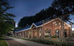 Nhà ga cũ được chuyển đổi thành văn phòng tuyệt đẹp tại Hà Lan
