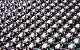 Hoa mày chóng mặt với loạt ảnh mới về sự đông đúc khủng khiếp tại Trung Quốc