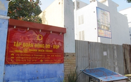 Mượn danh dự án của Bộ Quốc phòng, xây dựng công trình làm nghiêng đổ nhà dân