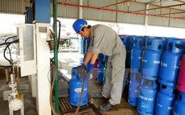 Giá gas tại Thành phố Hồ Chí Minh và các tỉnh phía Nam giảm nhẹ