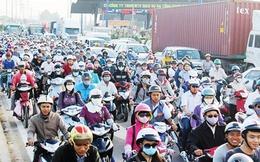 Ùn tắc giao thông vì… trạm thu phí