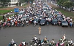Hà Nội dành hơn 33.000 ha đất cho giao thông