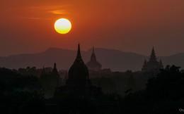 Mặt trời ở đất Phật Myanmar