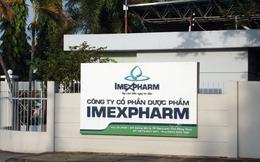 Dược phẩm Imexpharm chốt quyền nhận cổ tức bằng tiền tỷ lệ 20%