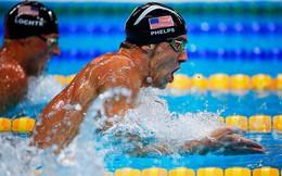 Phelps giành HCV, phá kỷ lục hơn 2.000 năm của Olympic