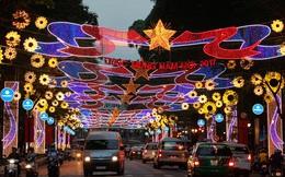 TP HCM rực rỡ đèn hoa