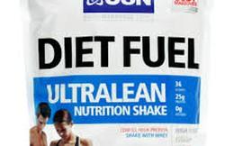 Sản phẩm dinh dưỡng cho chế độ ăn kiêng USN bị thu hồi vì gây hại sức khỏe