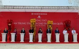Vingroup động thổ xây dựng Trung tâm Triển lãm lớn thứ 5 thế giới tại Đông Anh, Hà Nội
