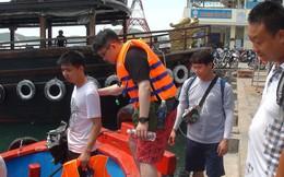 """Trục xuất ngay hướng dẫn viên du lịch Trung Quốc """"chui"""""""