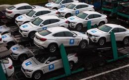 Ông Putin tặng 56 chiếc BMW cho VĐV đoạt huy chương Olympic