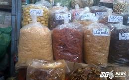 Kinh hãi chà bông rẻ hơn cả thịt tràn lan ở chợ