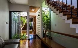 Cuộc sống như resort trong ngôi nhà vườn 4 tầng ở Đà Nẵng