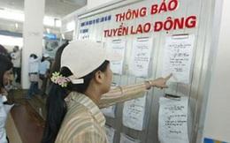 Nhu cầu tuyển dụng lao động tăng cao